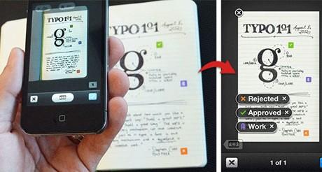 Evernote Smartphone