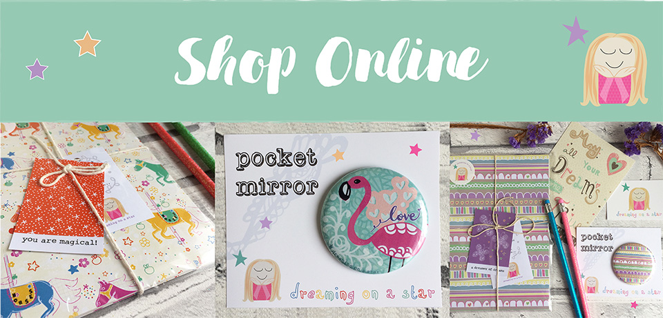 Dreaming on a Star - pretty stationery & gorgeous gifts