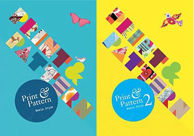 Print & Pattern Book 1 and 2