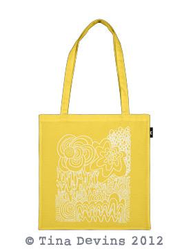 Egg Rhythm Tote Bag