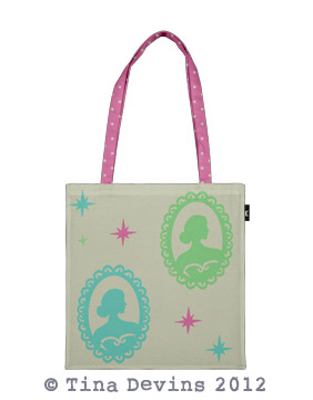 French Fairytale Tote Bag