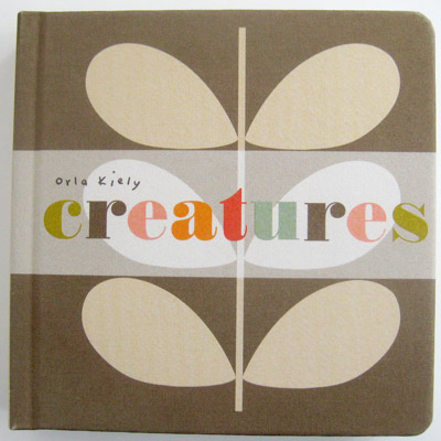 Orla Kiely Creatures Book
