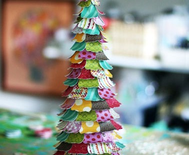 Lolly Chessie Christmas Tree