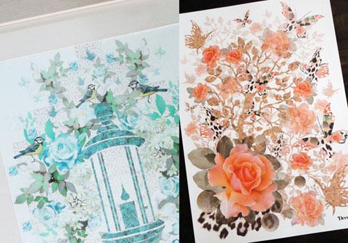 A3 Cork Art Prints