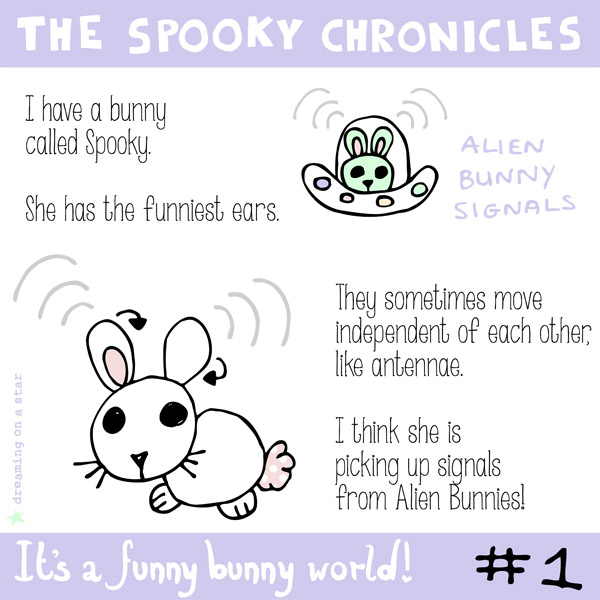 The Spooky Chronicles No. 1 - Dreaming on a Star