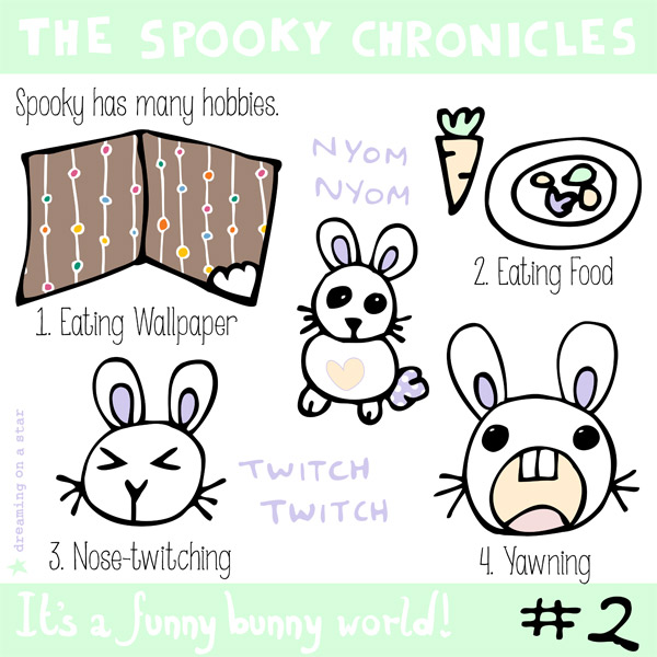 The Spooky Chronicles No. 2 - Spooky's Hobbies