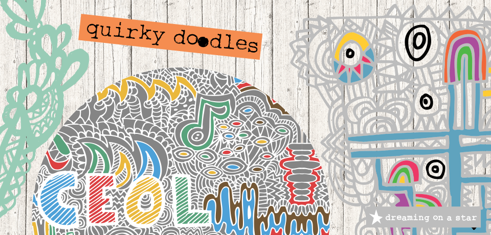 Quirky Doodles by Dreaming on a Star
